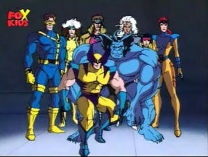 Fox X-Men Animated Series